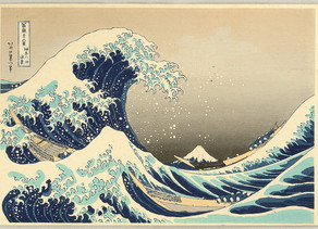 Artist Spotlight : Katushika Hokusai