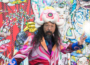 Artist Spotlight : Takashi Murakami