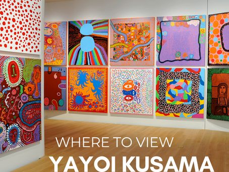Japan : Home of Yayoi Kusama and beautiful far flung museums worth your visit