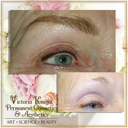 Grand ReOpening Permanent Eyebrow Special