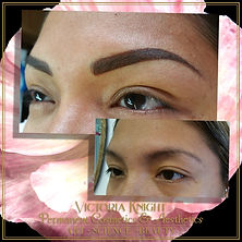 1000 Microblading, Permanent Eyebrows, P