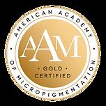 AAM Gold Certified Member