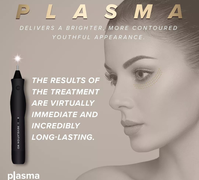 Plasma Pen for a Youthful Appearance