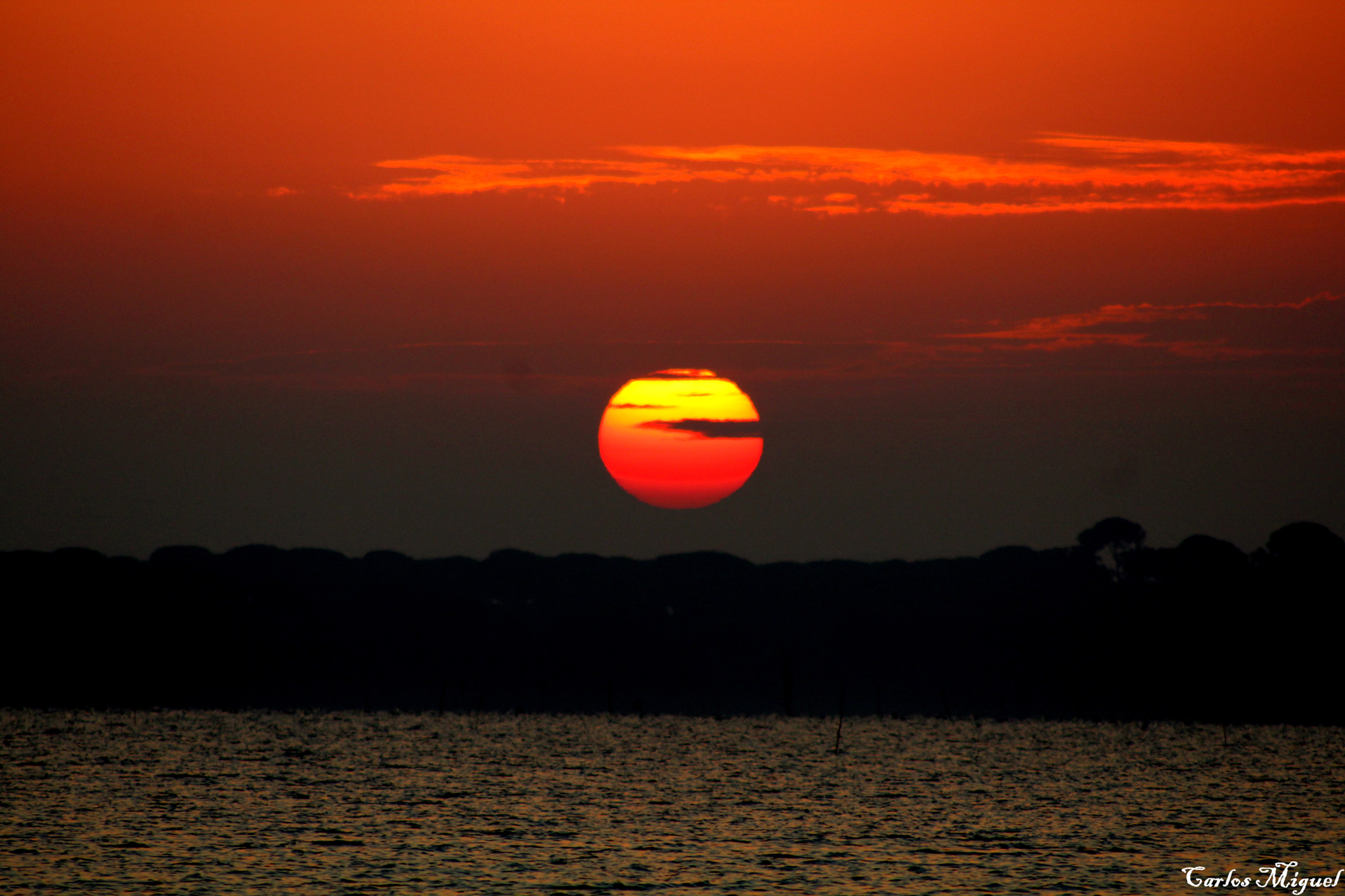 Nascer do Sol/ Sun Rise