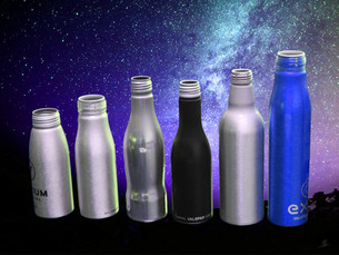 Fill Aluminum Bottles with the Codi CCL-45 Filler