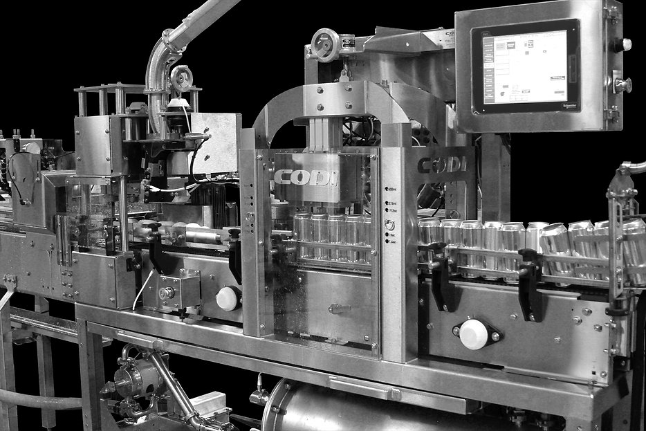 CODI craft canning system