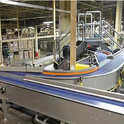 case conveyor, package conveyor, full conveyor lines