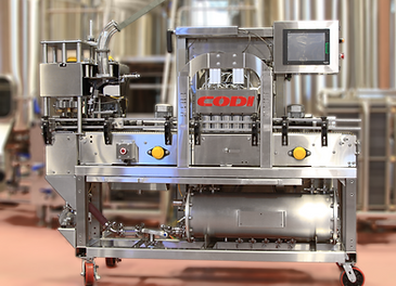 Craft Canning System, Canning Line, Canning Beer, Can Beer