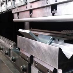 Custom fabrication, sheet metal forming