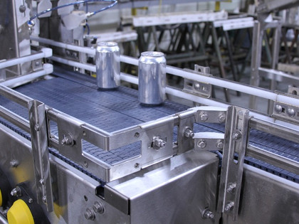 Connecting Equipment on a Canning Line