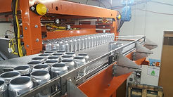 single filer conveyor