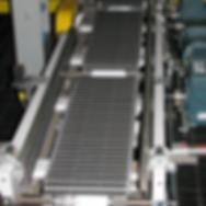 case conveyor, package conveyor, full conveyor lines, case turner, palletizer infeed, retro fit