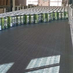 Container conveyor, Aluminum can conveyor, can plant, aluminum can line, aluminum can