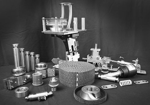 spare parts for a CODI canning system