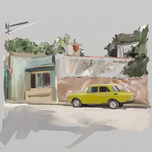 SantaClara, Cuba Giclée Print