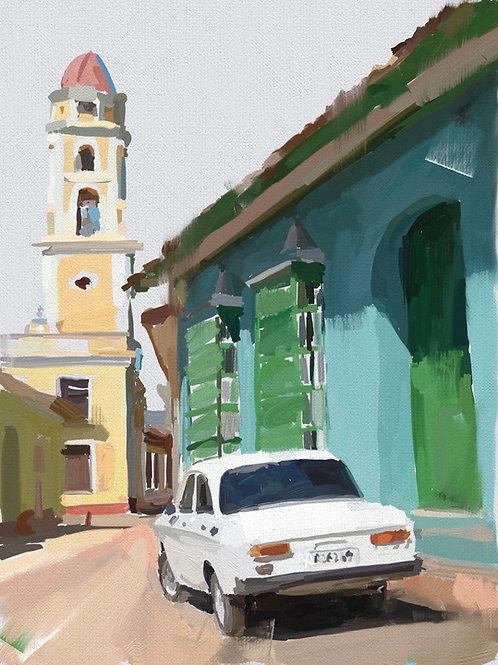 Trinidad, Cuba Giclée Print