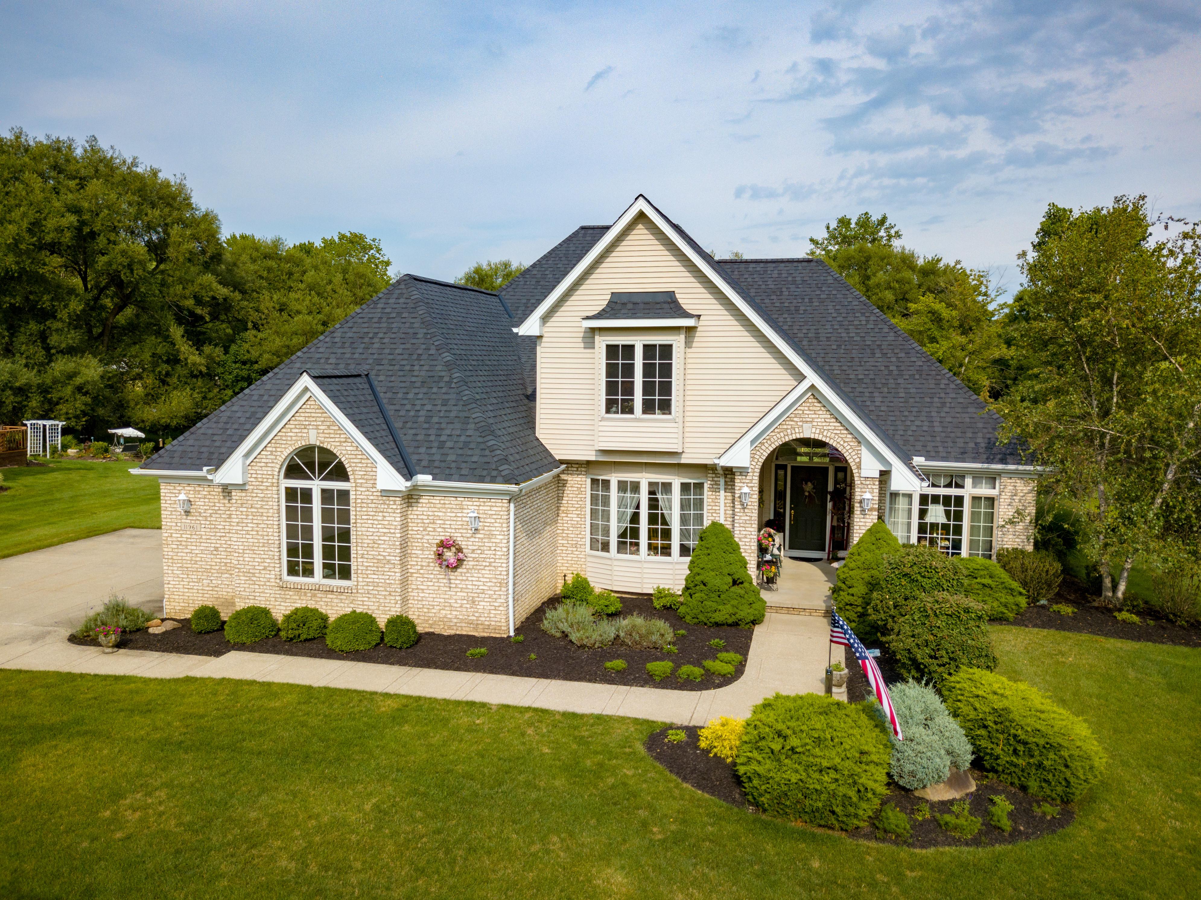 Drone Exterior Real Estate