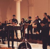 Soloing with Choral Cameleon