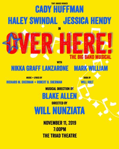 Over Here! benefit concert