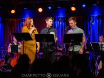 Christine de Frece, James Crichton, Josh Daniel