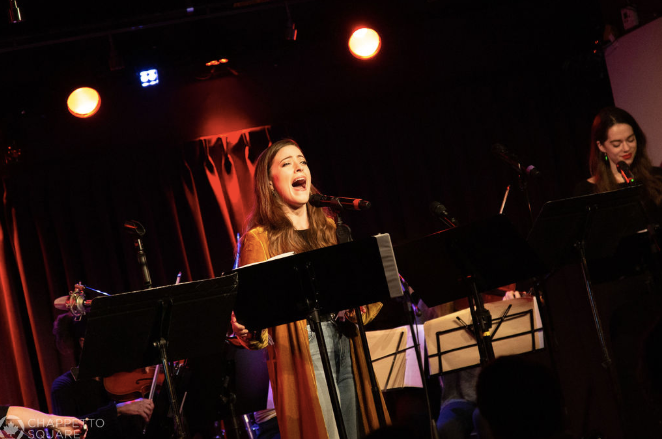 Emily Trumble at An Evening With... Dionne Warwick