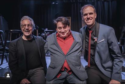 Blake, Ken Waissman, Robert Sherman, Jr.