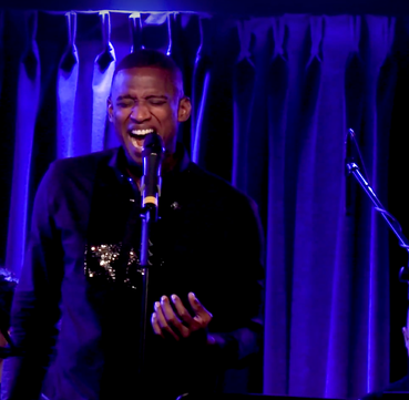 Jelani Remy at An Evening With... The Sherman Brothers