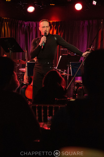 Tim Young at An Evening With... Peggy Lee