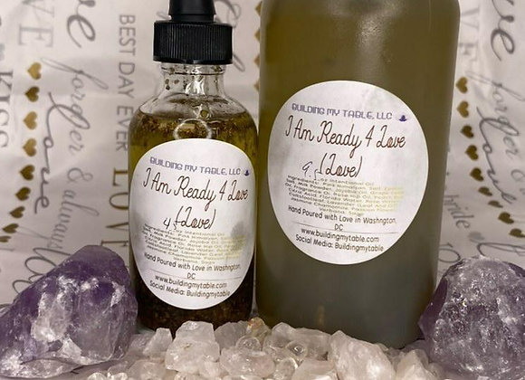 I am Ready 4 Love Intentional Oil