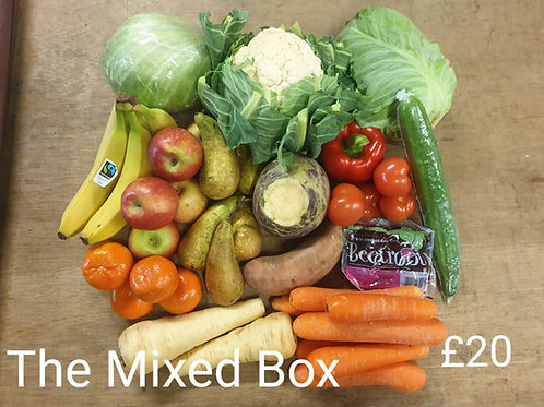 The Mixed box