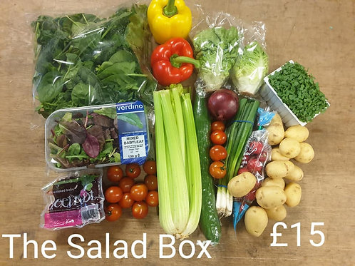 The Salad Box