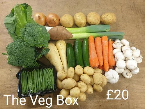 The Vege box