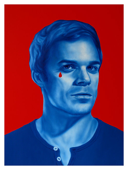 Dexter Signed Open Edition Print
