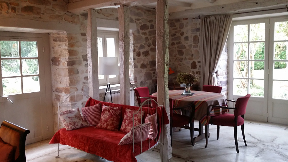 Airbnb accommodation in Ascain, France