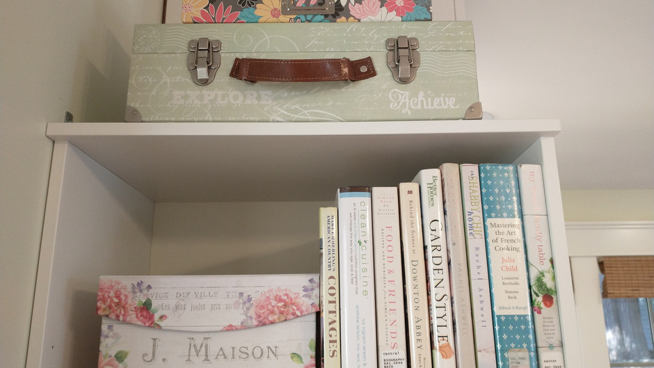 Creative Storage for Small Spaces