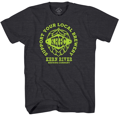Support Your Local Brew Tee