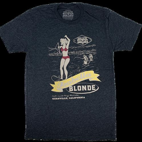 Isabella Blonde logo tee