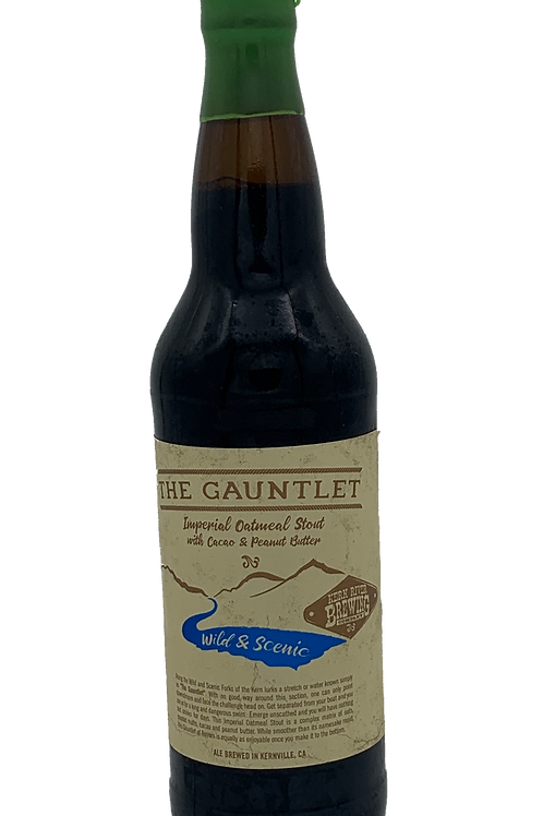 The Gauntlet Imperial Stout Two Bottle Set