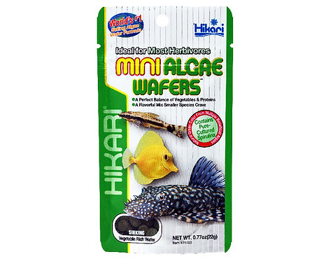 Hikari Tropical Algae Wafers Mini