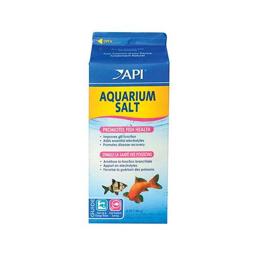 Api Aquarium Salt 65oz Each