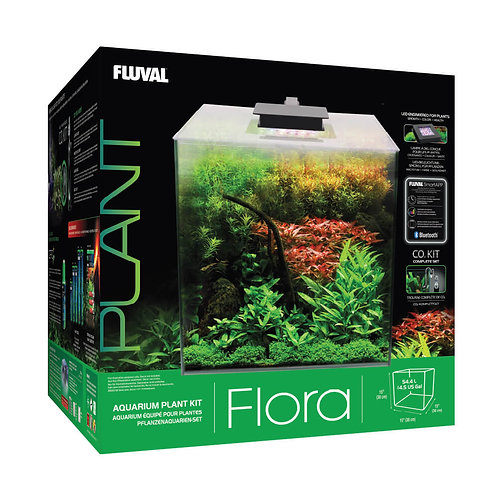 Fluval Flora Plant Aquarium Kit 14G