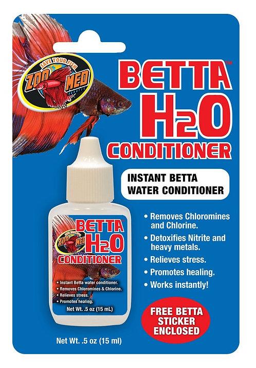 Zoo Med Betta H20 Conditioner 0.5oz