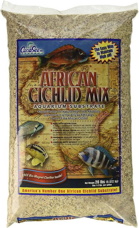 African Cichlid Mix Aquarium Substrate