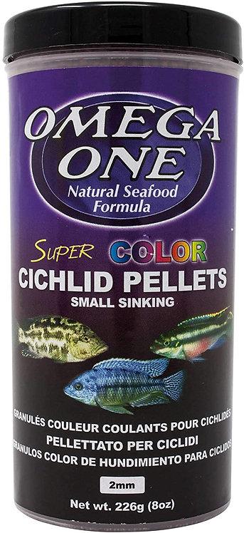Omega One Super Color Cichlid Pellets