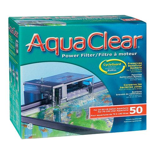 Aquaclear Power filter 50 - 200 Gal