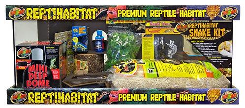 Zoo Med ReptiHabitat Terrarium Snake Kit 20Gal