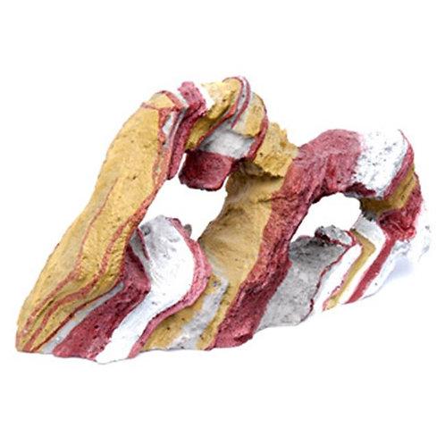 Penn Plax Rainbow Rock Medium
