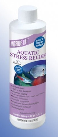 Microbe-Lift Aquatic Stress Relief 1 oz.