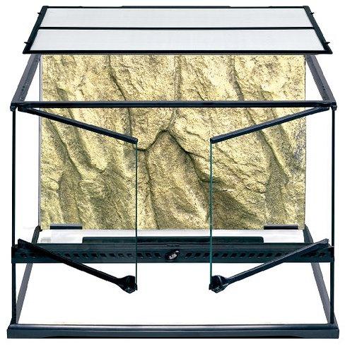 Exo Terra Terrarium 60x45x45 cm-V Medium wide