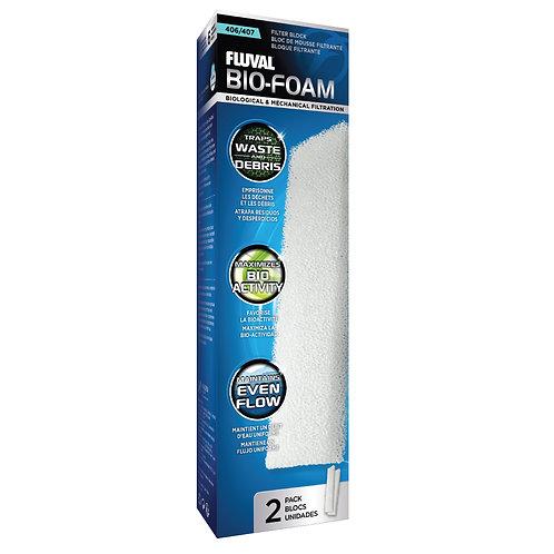 Fluval 306/406, 307/407 Bio-Foam Filter Block 2 Pack